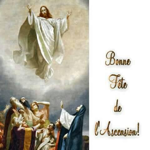 Bonne fête de l'Ascension – Salésiens de Don Bosco en Haïti